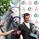 HORSE-Badminton Todd