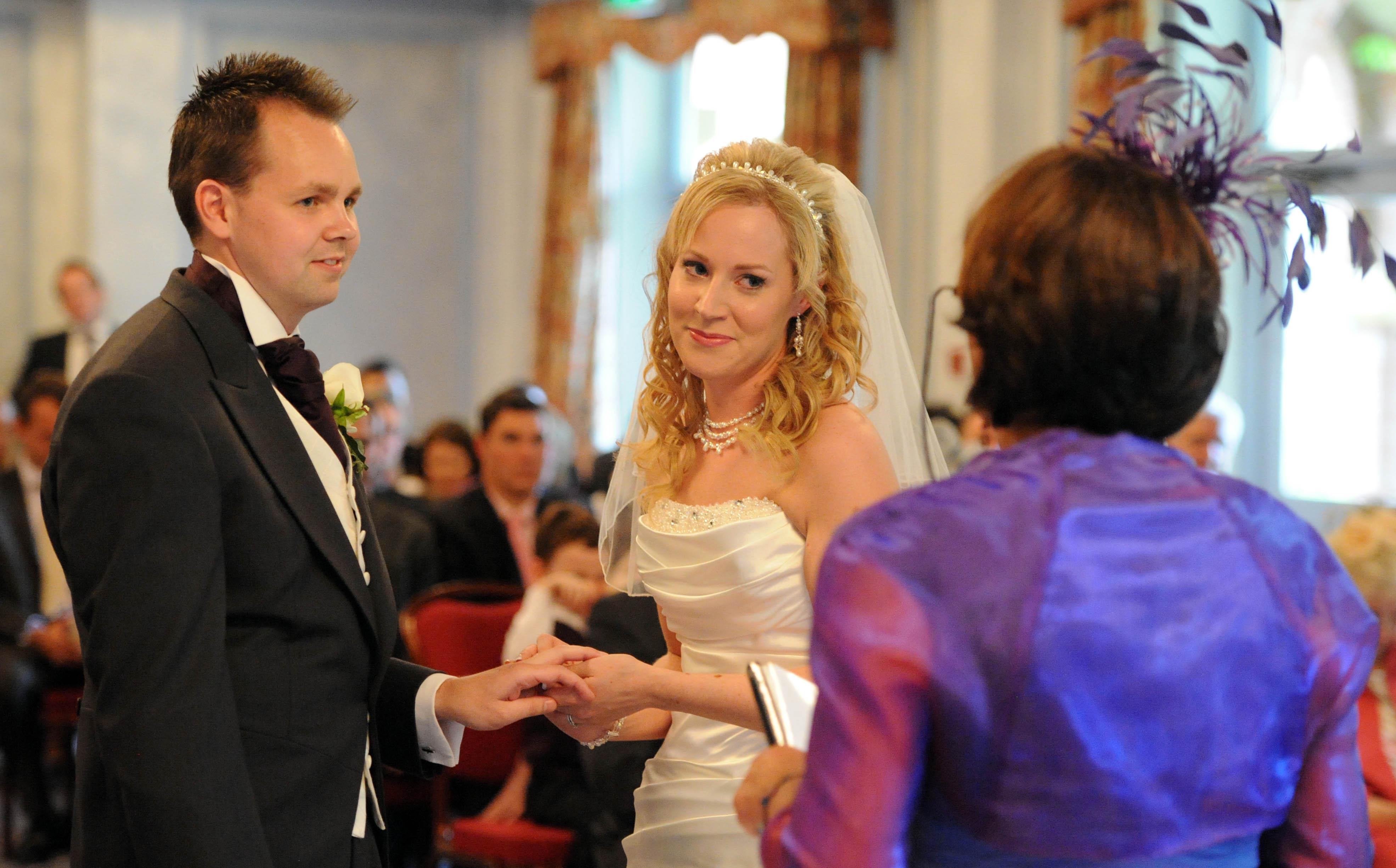 Hertfordshire Wedding - July 2011